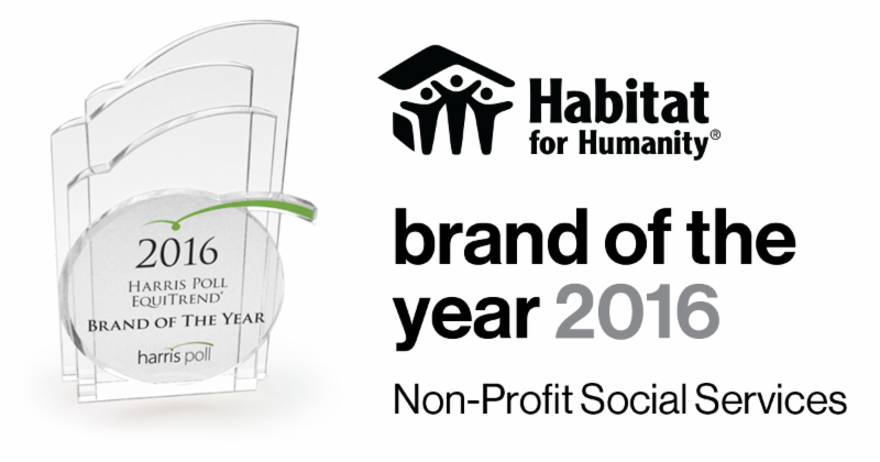 Habitat Named Brand of the Year