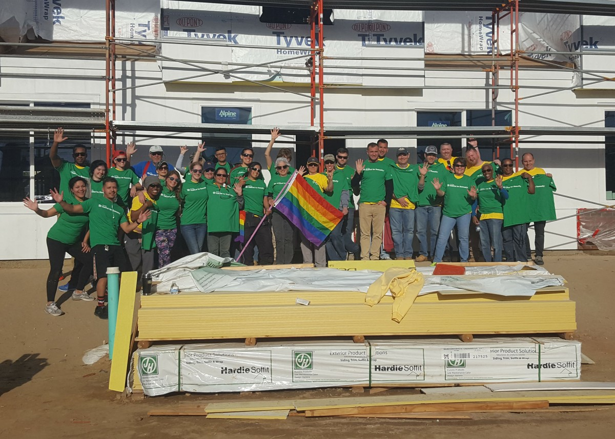 BuildOUT – Partnering with San Diego Pride